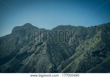 Big Valley in Gran Canaria, Canary Islands