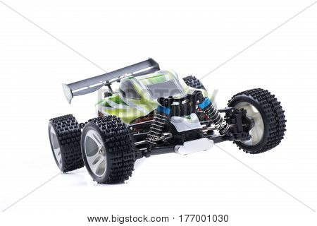 Small remote control car electric mini buggy