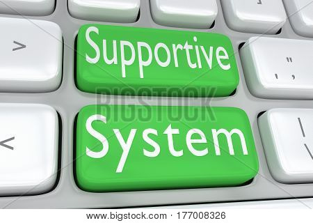 Supportive System Concept