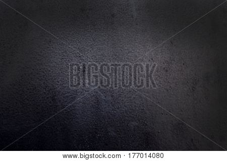 Gray metallic background texture with lighter middle copy space.