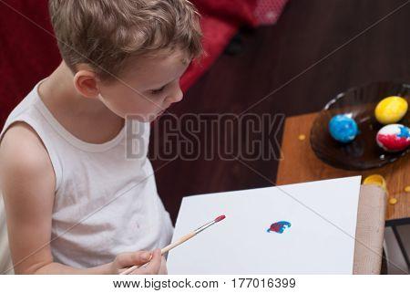 Happy Cute Baby Paints Gouache Paints,
