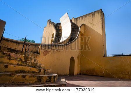 Jaipur, India, Jantar Mantar, Observatory