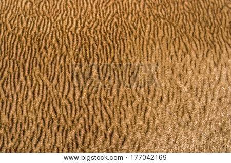 Close up of wrinkled woolen texture background