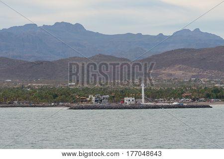 Loreto Marina And Seashore