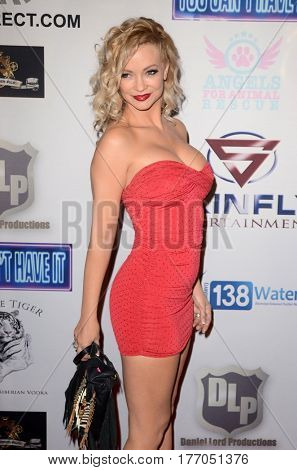 LOS ANGELES - MAR 15:  Mindy Robinson at the