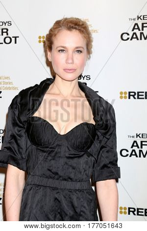 LOS ANGELES - MAR 15:  Kristen Hager at the