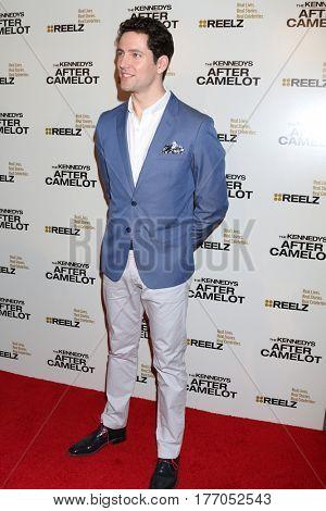 LOS ANGELES - MAR 15:  Brett Donahue at the