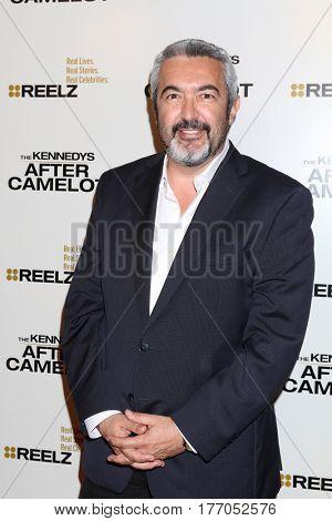 LOS ANGELES - MAR 15:  Jon Cassar at the
