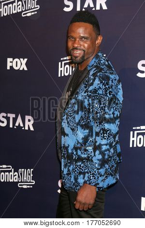 LOS ANGELES - MAR 14:  Darius McCrary at the Honda Stage  An Exclusive Evening with STAR at iHeart Theater on March 14, 2017 in Burbank, CA
