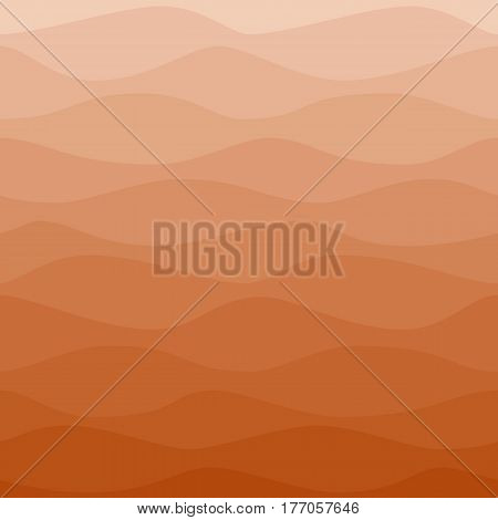 Seamless red orange sunshine pattern. Gradual color waves background. Spring, summer time, sun, warm days. Graphic design element for web sites, stationary printables, fabric, scrapbooking, corporate identity etc.