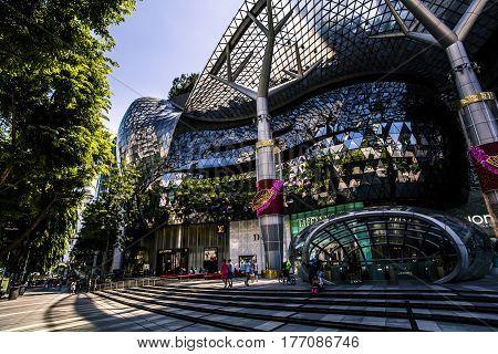 Orchard Ion Singapore