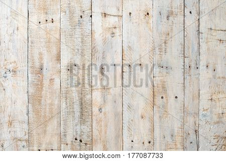 White Wooden Panel