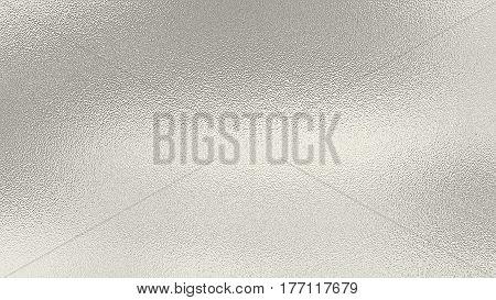 Silver platinum foil decorative texture for background