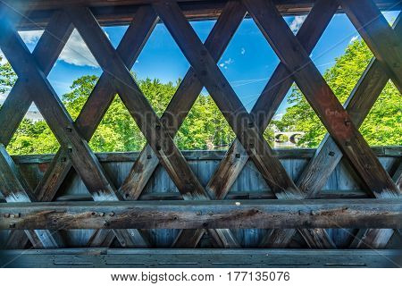 Henniker Covered Bridge