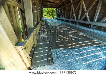 Bement Covered Bridge