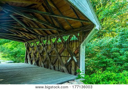 Prentiss Bridge Langdon New Hampshire