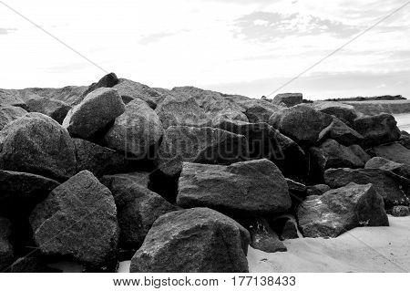 Florida Beach Erosion Prevention Wall