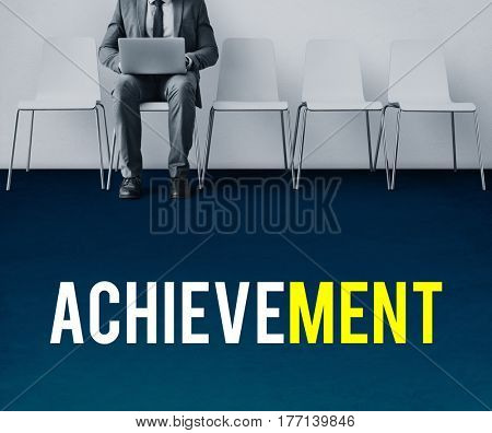 Business Development Goals Expansion Achievement Word