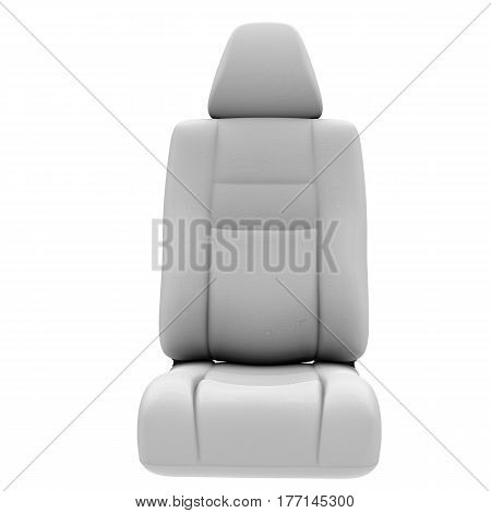 Fabric Car Seat