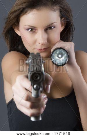 Handgun Girl