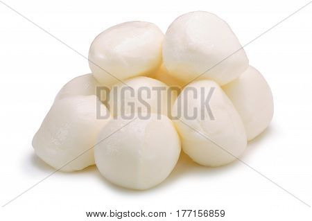 Pile Of Cielegini Mozzarella, Paths
