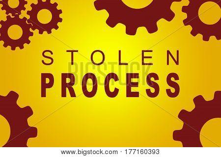 Stolen Process Concept