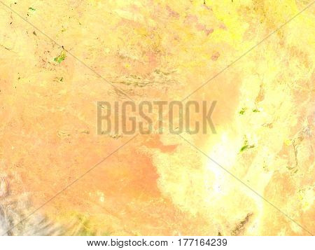 Central Australia On Planet Earth