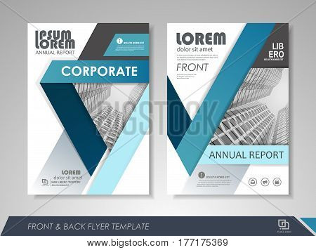 Modern blue Brochure design, Brochure template, Brochures, Brochure layout, Brochure cover, Brochure templates, Brochure layout design, Brochure design template, Brochure mockup, Brochure. Layout in A4 size. Easily editable vector format.