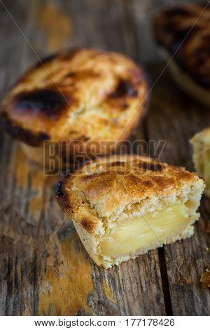 Pasticciotto Leccese Pastry