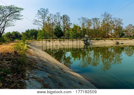 Irrigation Pond