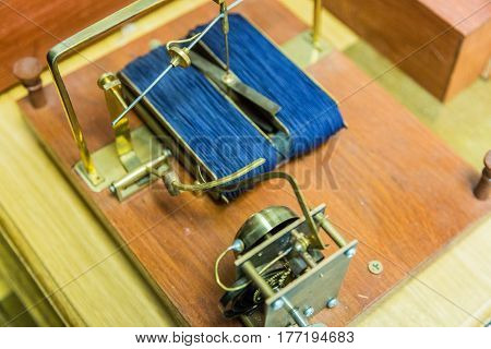 Shilling's Electromagnetic Telegraph