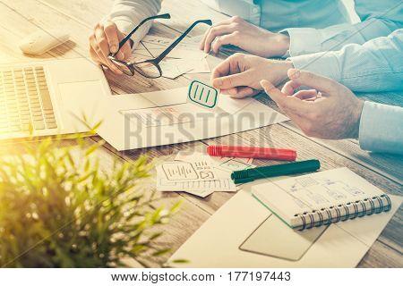 ux designer designing designers web brand phone smartphone