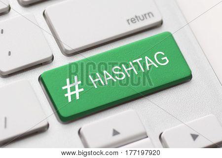 hashtag blogging blog content media social key