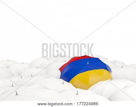 Umbrella With Flag Of Armenia