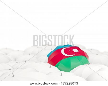 Umbrella With Flag Of Azerbaijan