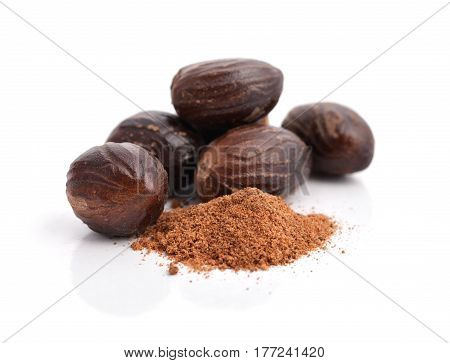 Group Of Nutmegs