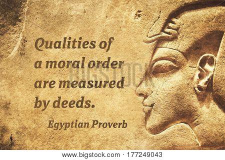 Moral Order Ep