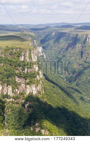 Fortaleza Canyon