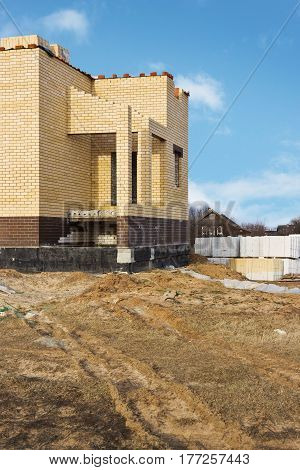 New House Of Yellow Brick