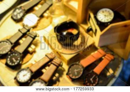 blurred photo, Blurry image, watches vintage, background