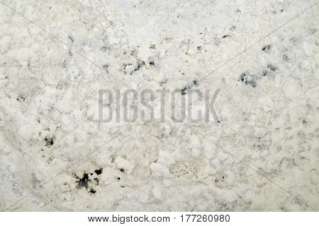 Dirty white background with bubbles close up