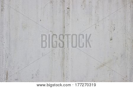 Dirty White Concrete Wall Can Use For Background