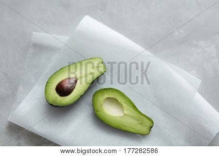 Fresh Avocado sliced