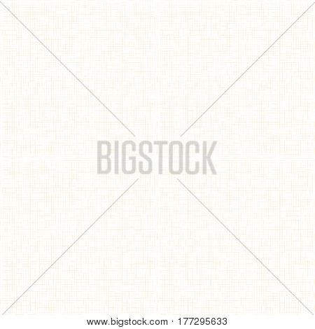 Grunge texture seamless pattern vector in beige color on white background