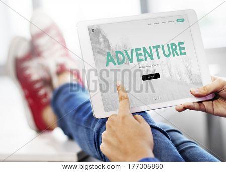 Adventure Destination Holiday Journey Tour Vacation Explore Trip