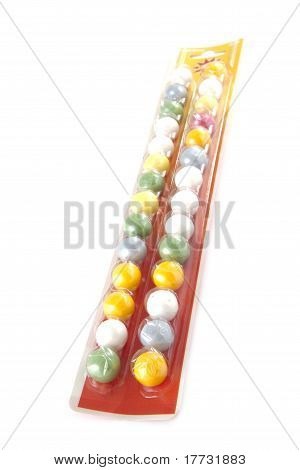 Chewing Gum Balls