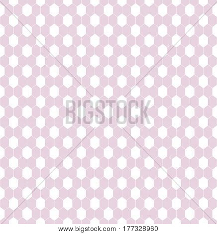 A sensitive seamless pattern for textile lace or net in girlish pink and white colors. Ideal for modern fancy designs of invitation cards, posters etc. Perfect in combination with jeans textures.