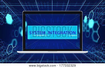 Computer Network Server System Integration