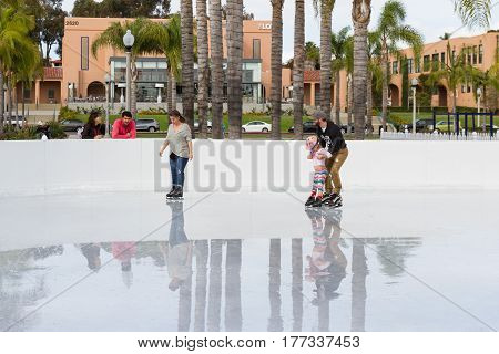 Ice Skating In San Diego