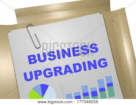 Business Upgrading - Performance Concept